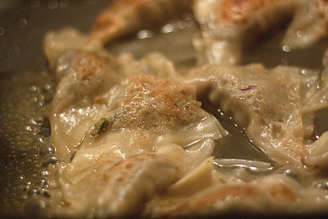 """Potstickers, gyozas, dumplings, Gow gees, jiaozi… The name changes depending on the ethnicity of the restaurant and the manner of cooking. I personally just order """"potstickers"""" whether it's boiled, steamed […]"""