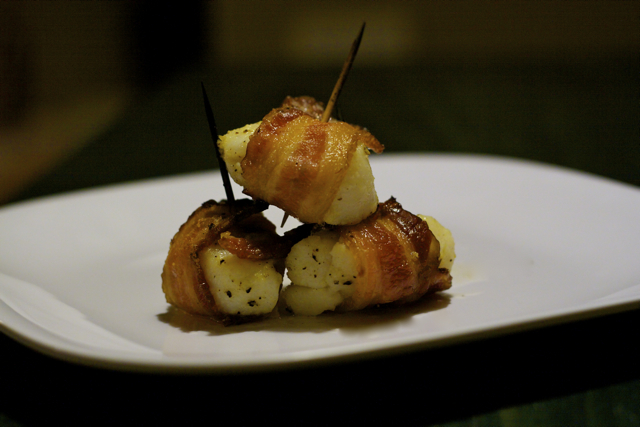 Bacon-wrapped scallops are simply heaven on a toothpick. I am so excited each time I serve them because everyone is as excited as I am. Even my 8-year-old loves scallop […]