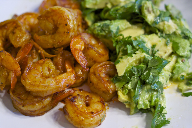I've had a favorite shrimp recipe for many years. And I have always served it with a fabulously simple, yet zippy avocado salad. But recently, my eye wandered to a […]