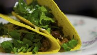 "Flavoricious. It's not a ""word,"" but it perfectly describes Chipotle Chili Tacos. They are spicy, tangy, smokey, fragrant…yu-um. I found the inspiration for this recipe during my Weight Watchers online […]"