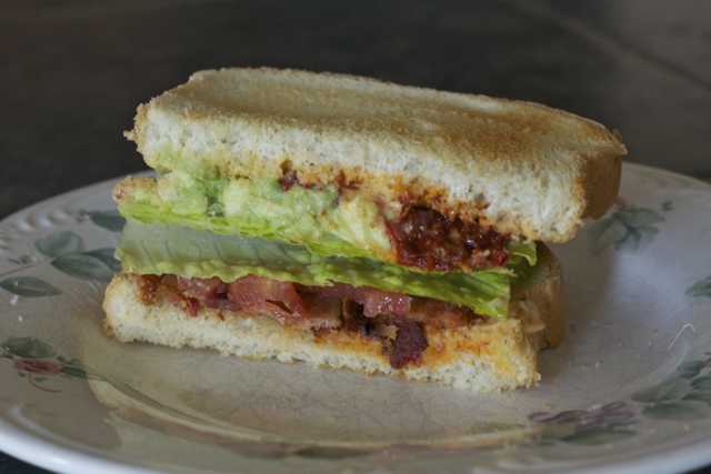 Okay, so I'm probably not the first person to come up with the pure genius that is a BLTA (bacon, lettuce, tomato and avocado) sandwich with chipotle mayonnaise. But, let […]