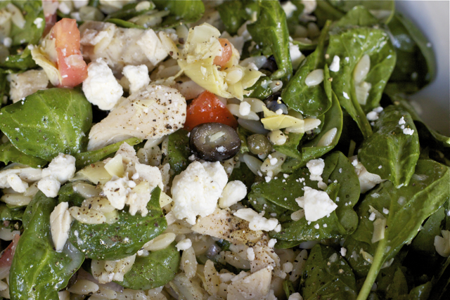 First inspired by Macaroni Grill's Insalata Florentine, my Chicken Florentine salad has gone through many evolutions to get it right where I want it. Chicken Florentine Salad calls to me […]