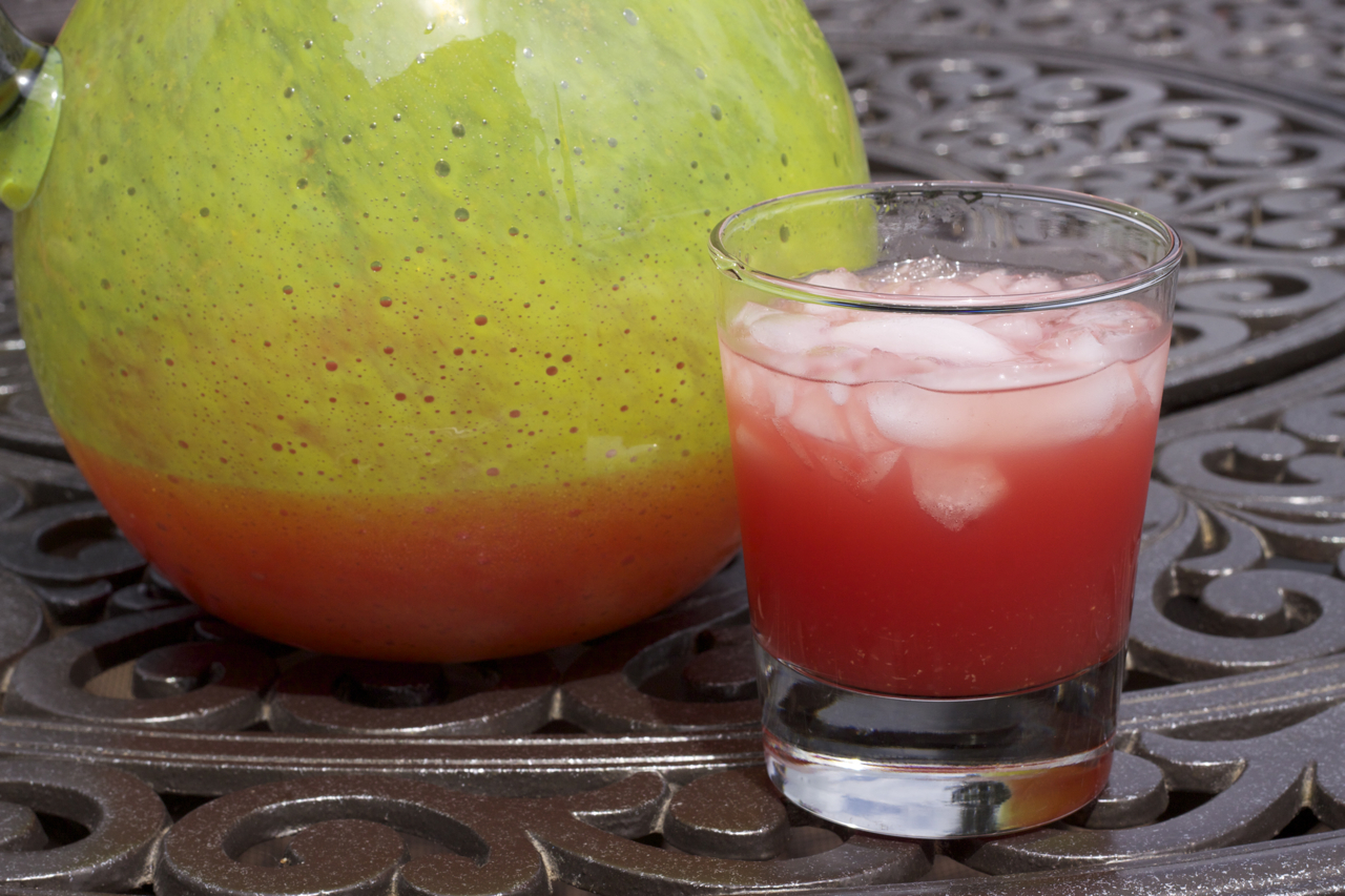 Sip, sip, sip…ahhh. I've always believed that a cool bite of juicy watermelon can refresh the soul on a hot day. But what about sipping that watermelon wonderfulness? Yep, it's […]