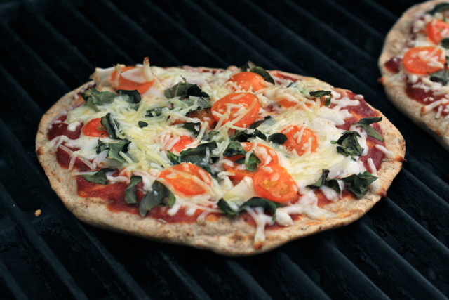 Grilled pizza. I kept reading about it and ignoring it. Silly me. My family kept bugging me to make homemade pizza for dinner, but I was not too interested in […]