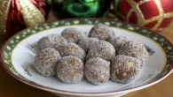 Once upon a time, or December 2004 if you want to be exact, a friend gifted us with homemade Bourbon Balls. It was love at first bite, and I knew […]