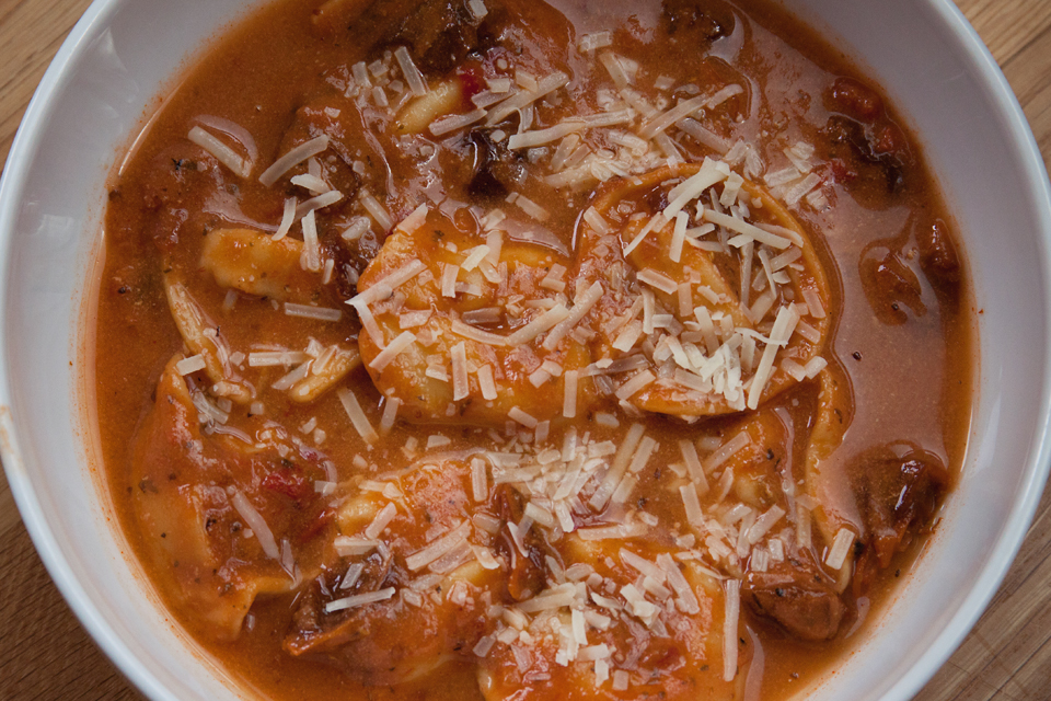 Yes! I'm in love with Tomato Tortellini Soup!! It's become nearly a weekly meal for my family because… 1.  I crave it. 2. I can throw it together FAST.  Faster […]